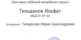 Гильданов Ильфат